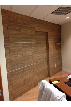Dayoris Doors Abbo Dentistry Designer Wall Panels