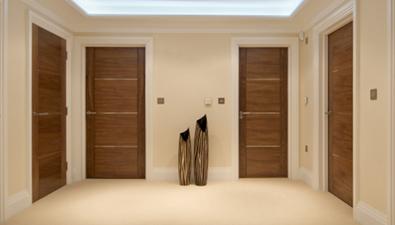 Interior door trim ideas - Dayoris Doors Modern Doors Italian Doors Custom Furniture Amp Doors
