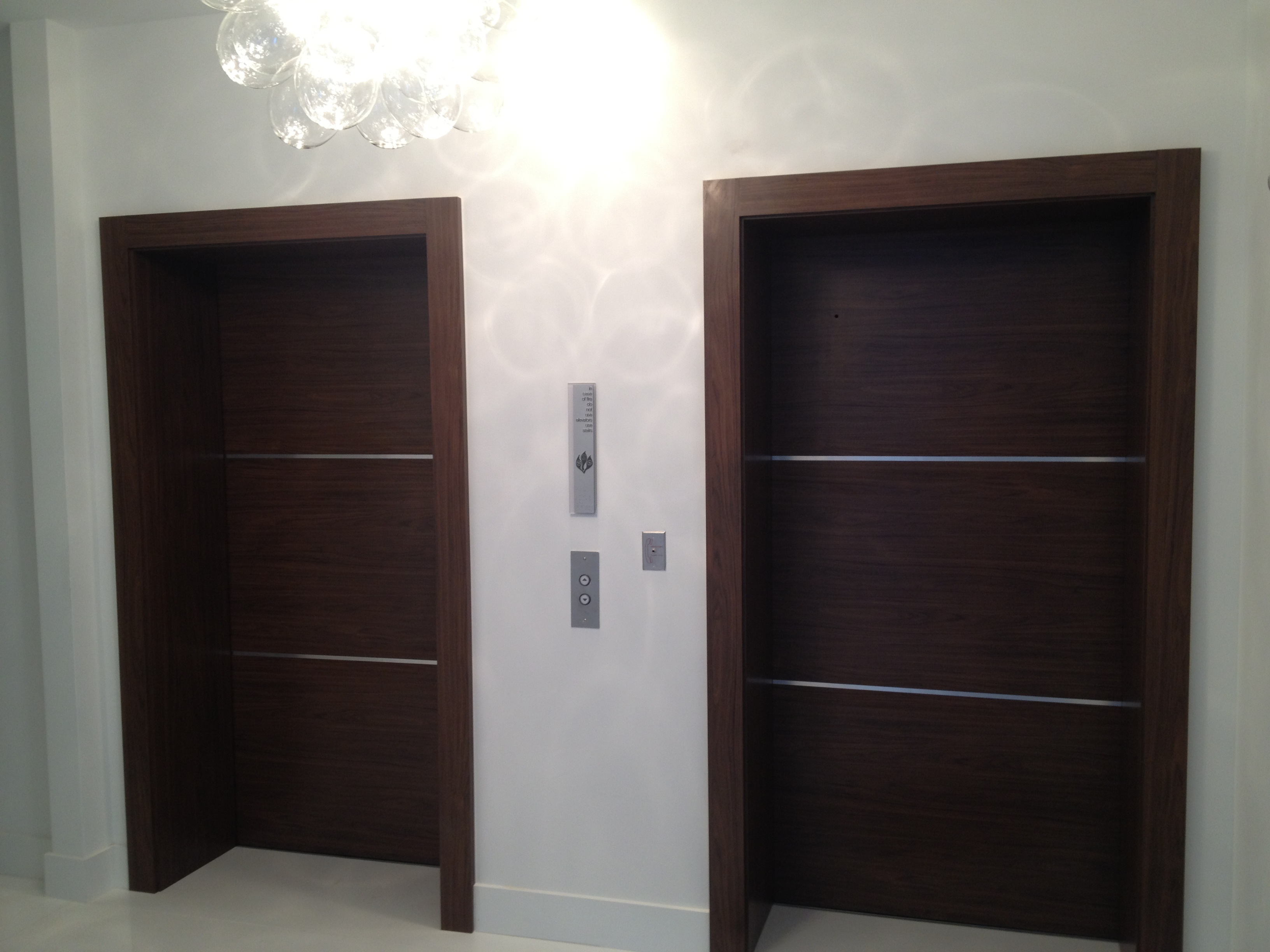 Condo Entry Door Refacing & DAYORIS Doors | Condo Entry Door Refacing