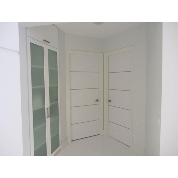 ... Double Image White Modern Interior Doors