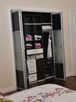 modern closet doors modern bifold doors