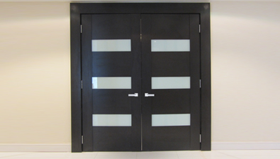 Modern Fire Door Refacing