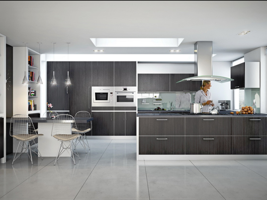 Dayoris Doors | Modern Kitchen Refacing, Contemporary Kitchen Refacing