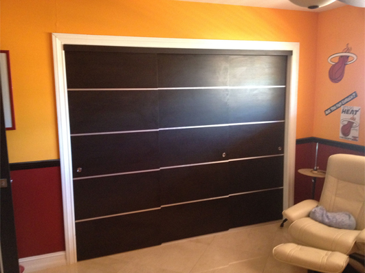 Javier Diego Miami Lakes Custom Closet Door-3