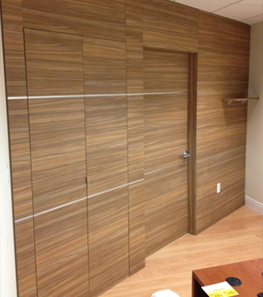 Dayoris Doors Modern Custom Wall Paneling Contemporary