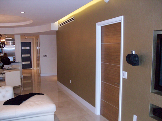 Dayoris doors modern interior doors refacing for Modern interior doors