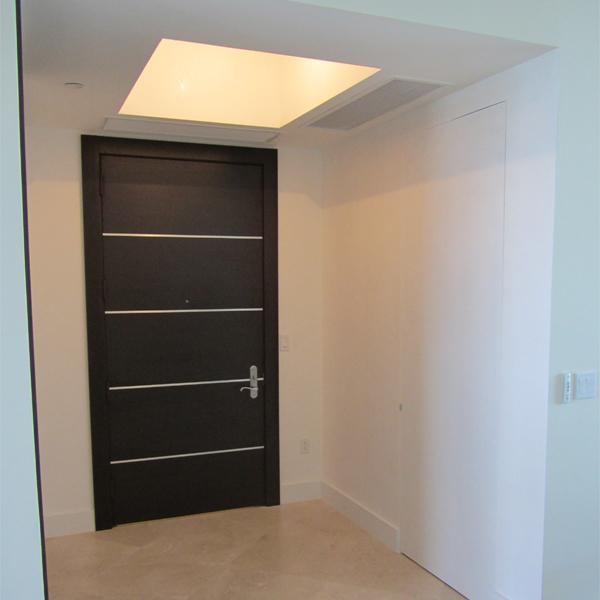 Dayoris Doors Entertainment Center Modern Furniture