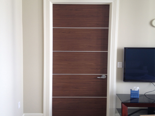 Dayoris doors solid wood italian flush doors sunny isles for Flush doors designs