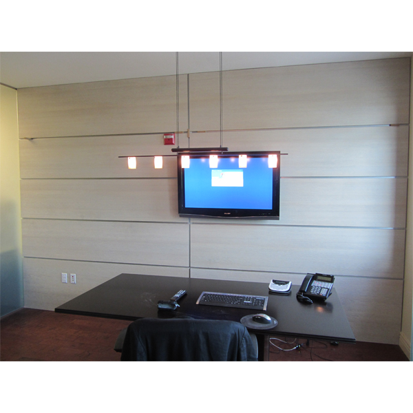 Wall Paneling Designs For Office : Dayoris doors modern office wall paneling miami fort