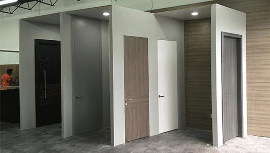 moder-door-showroom-8.png & DAYORIS Doors | Showroom Miami Gardens custom door showroom and ...