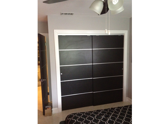 Javier Diego Miami Lakes Custom Closet Door 1