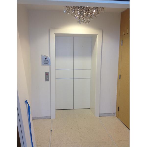 Elevator Door Re-facing Jade Ocean, Modern