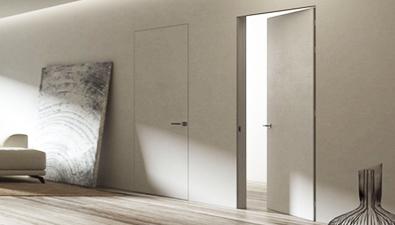 Dayoris Doors Flush Frameless Without Casing