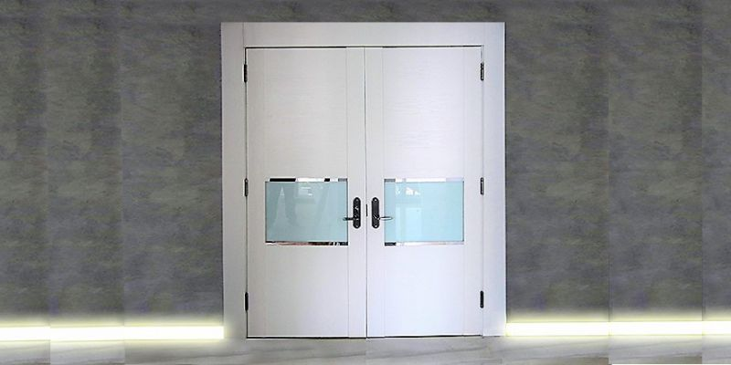 Condo entry door cladding & refacing miami